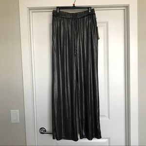 Elaine Rose Metallic Trousers